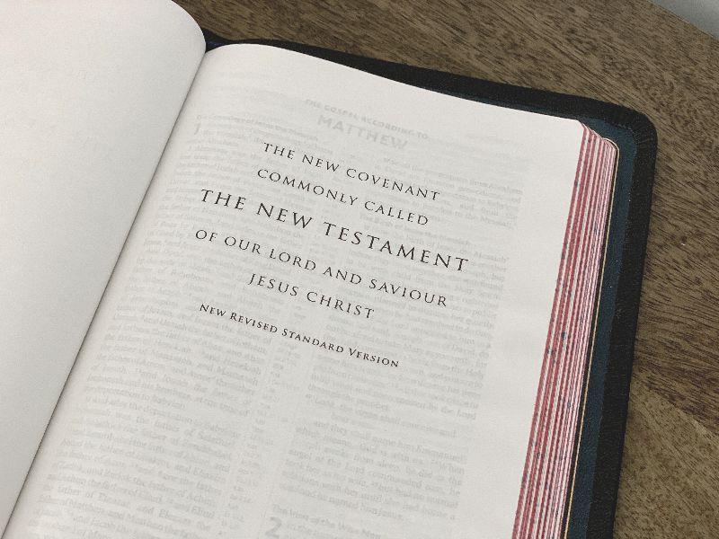 bible new testament